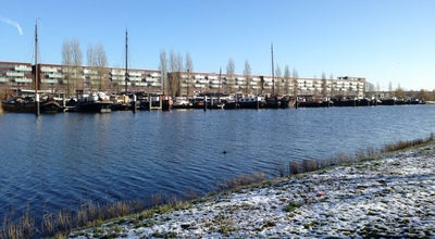 Photo of Lake Hoge Vaart at Netherlands