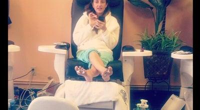 Photo of Nail Salon Town Nails at 20916 Homestead Rd, Cupertino, CA 95014, United States