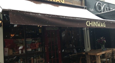 Photo of Cafe Chinwag at 21 Lewisham Way, New Cross SE14 6PP, United Kingdom