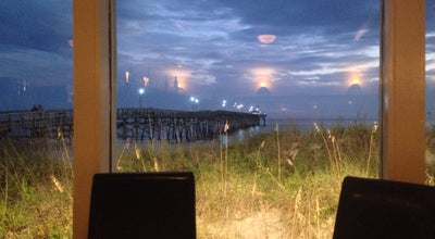 Photo of American Restaurant Island Way Restaurant at 1407 E Beach Dr, Oak Island, NC 28465, United States