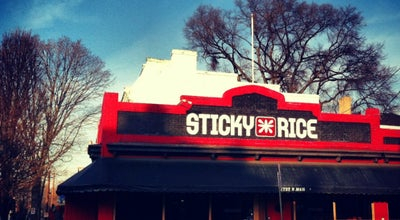 Photo of Japanese Restaurant Sticky Rice at 2232 W Main St, Richmond, VA 23220, United States