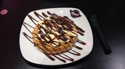 Photo of Ice Cream Shop Kaspas at 100-102 Clayton Street, Newcastle Upon Tyne NE1 5PG, United Kingdom