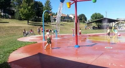 Photo of Water Park Schwer Splash Pad at 800 W Centennial, Papillion, NE 68046, United States