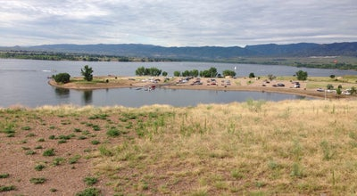 Photo of Lake Chatfield Reservoir Overlook at Chatfield State Park, CO, United States