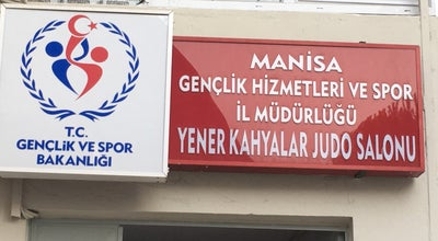 Photo of Martial Arts Dojo Yener Kahyalar Judo Salonu at Turkey