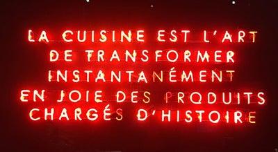 Photo of French Restaurant Guy Savoy at 11 Quai De Conti, Paris 75006, France