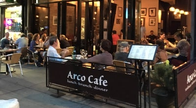 Photo of Italian Restaurant Arco Cafe at 886 Amsterdam Ave, New York, NY 10025, United States