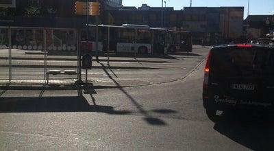 Photo of Bus Stop MeinFernbus Haltestelle Friedrichshafen at Stadtbahnhof, Friedrichshafen 88045, Germany