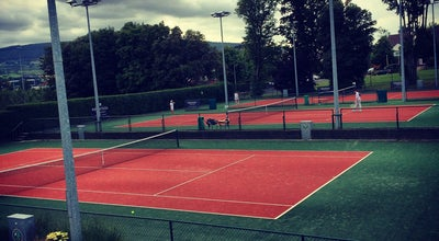 Photo of Tennis Court Carrickmines Croquet & Lawn Tennis Club at Glenamuck Rd, Carrickmines, Dublin 18, Ireland