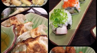 Photo of Sushi Restaurant Manga Sushi at 21 King Street, United Kingdom