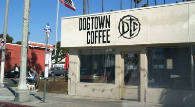 Photo of Cafe Dogtown Coffee at 2003 Main St, Santa Monica, CA 90405, United States