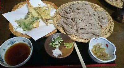 Photo of Japanese Restaurant 戸隠手打そば処 たけの春 at 野辺1351-3, 須坂市 382-0037, Japan