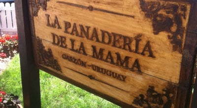 Photo of Bakery La Panadería De La Mama at Montevideo, Manantiales, Uruguay