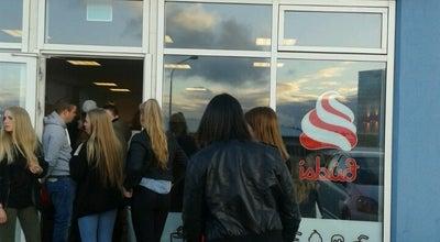 Photo of Ice Cream Shop Ísbúð Vesturbæjar at Bæjarlind 1-3, Kópavogur 201, Iceland
