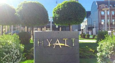 Photo of Hotel Hyatt Regency Kiev at Ally Tarasovoi St, 5, Kiev, Ukraine