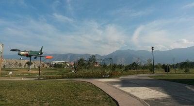 Photo of Park Gran Bosque Urbano at Periférico Luis Echeverría, Saltillo, Mexico