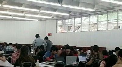 Photo of Library Biblioteca de FARQ at Mexico