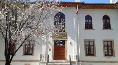 Photo of Library Muğla Halk Kütüphanesi at Müştakbey Mah. Postane Sok. No:5, muğla 48000, Turkey