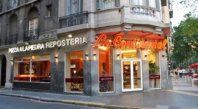 Photo of Pizza Place La Continental at Av De Mayo 1389, Buenos Aires, Argentina
