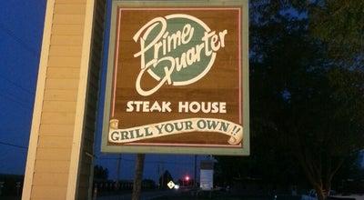 Photo of Steakhouse Prime Quarter Steakhouse at 250 Backbone Rd E, Princeton, IL 61356, United States