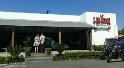 Photo of Italian Restaurant La Fabbrica Pizzería at Guachipelin, Escazú, Costa Rica