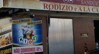 Photo of Pizza Place Veneza at R. Valdemar Naziazeno, 815, João Pessoa 58075-000, Brazil