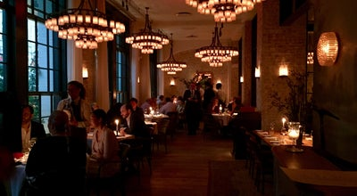 Photo of French Restaurant Le Coucou at 138 Lafayette St, New York, NY 10013, United States