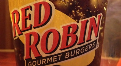 Photo of Burger Joint Red Robin Gourmet Burgers at 7990 Greenback Ln, Citrus Heights, CA 95610, United States