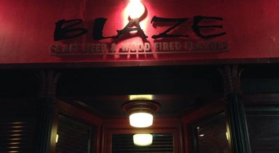 Photo of American Restaurant Blaze at 18 Broad St, Bangor, ME 04401, United States