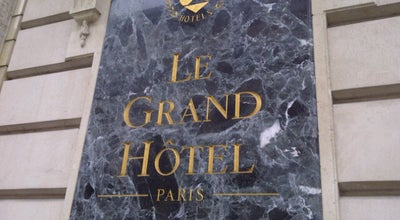 Photo of Hotel InterContinental Paris Le Grand Hôtel at 2 Rue Scribe, Paris 75009, France