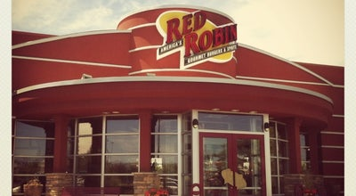 Photo of Burger Joint Red Robin Gourmet Burgers at 2450 E 17th St, Idaho Falls, ID 83404, United States