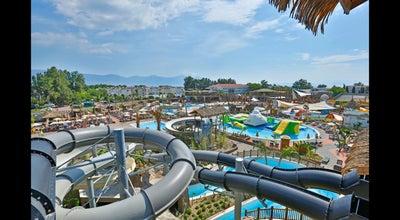 Photo of Water Park Tortuga Water & Theme Park at Long Beach, Kusadasi, Turkey