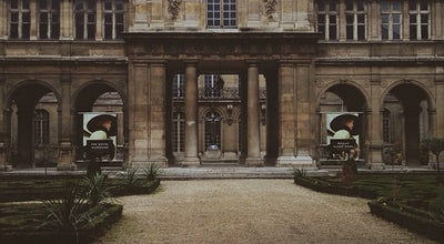 Photo of Garden Jardin du Musée Carnavalet at Rue Payenne, Paris 75004, France
