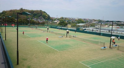 Photo of Tennis Court 佐世保市総合運動公園庭球場 at Japan