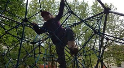 Photo of Playground Spielplatz at Cobergerplatz, Nuremberg, Germany