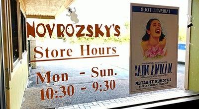 Photo of American Restaurant Novrozsky's Hamburgers at 501 N 16th St, Orange, TX 77630, United States