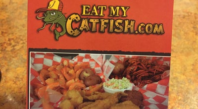 Photo of American Restaurant Eat My Catfish at 2125 Harkrider St, Conway, AR 72032, United States
