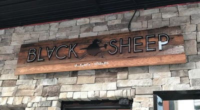 Photo of Burger Joint Black Sheep Burgers & Shakes at 209 E Walnut St, Springfield, MO 65806, United States