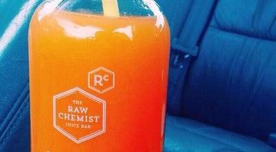 Photo of Juice Bar Raw Chemist Juice Bar at 2984 Dundas Street West, Toronto, On M6P 1Z3, Canada