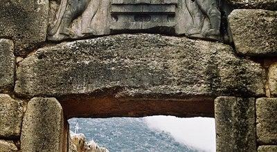 Photo of Historic Site Αρχαιολογικός Χώρος Μυκηνών (Archaeological Site of Mycenae) at Αρχαιολογικός Χώρος Μυκηνών, Μυκήνες 212 00, Greece