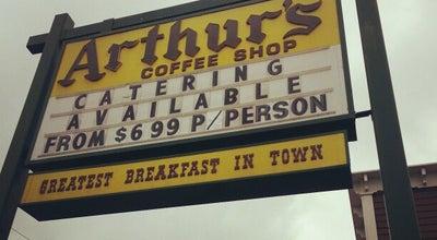 Photo of Diner Arthur's Family Restaurant at 240 N Tustin St, Orange, CA 92867, United States