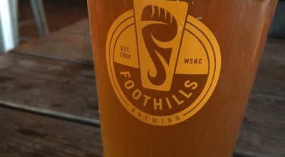 Photo of Brewery Foothills Brewing Company at 3800 Kimwell Dr, Winston Salem, NC 27103, United States