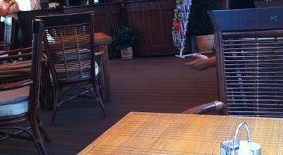 Photo of Coffee Shop Летняя веранда кофейни «Дубль Два» at Напротив Входа В К/т Спартак (пл. Ленина, 13), Воронеж, Russia