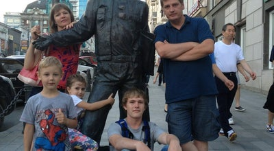 Photo of Monument / Landmark Памятник моряку загранплавания at Фокина, 27, Владивосток, Russia