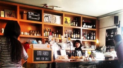 Photo of Cafe Cafe Oto at 18-22 Ashwin St, London E8 3DL, United Kingdom