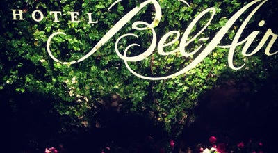 Photo of Hotel Hotel Bel Air at 701 Stone Canyon Rd, Los Angeles, CA 90077, United States