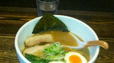 Photo of Ramen / Noodle House 中華そば・つけそば専門 百川 at 柳町16-20, 飯能市, Japan