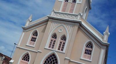 Photo of Church Paróquia Nossa Senhora Do Rosário at Av. Herculano Bandeira, Recife 51110-131, Brazil