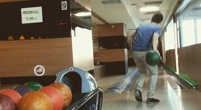 Photo of Bowling Alley Trio bowling at Turkey