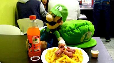 Photo of American Restaurant Lui Fast Food at 24 De Mayo, Loja EC110150, Ecuador